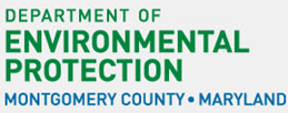Montgomery County Maryland Dept of Environmental Protection logo
