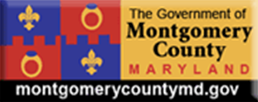 Montgomery County Maryland emblem and link to home page.