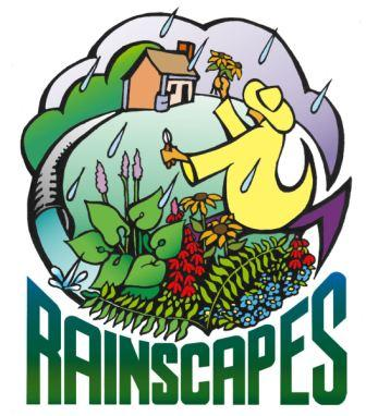 RainScapes Program logo in Montgomery County Maryland
